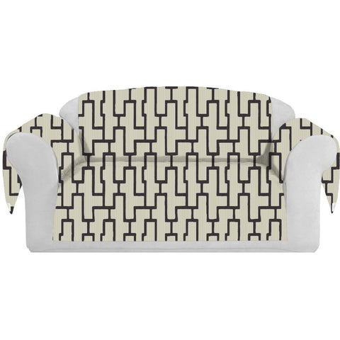Blocc Decorative Sofa / Couch Covers Collection Beige-Brown. - It's All About An Idea