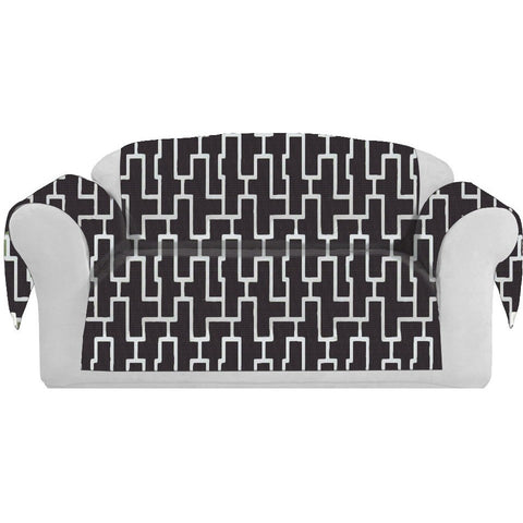 Blocc Decorative Sofa / Couch Covers Collection Brown-Beige. - It's All About An Idea