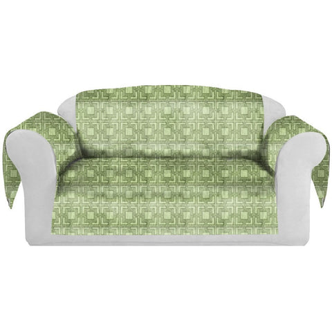 Tagon Decorative Sofa / Couch Covers Collection Lime. - It's All About An Idea