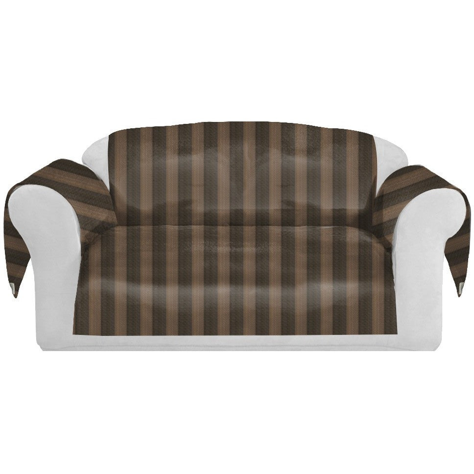 Yon Decorative Sofa / Couch Covers Collection Brown. - It's All About An Idea