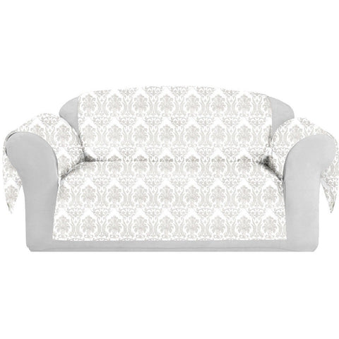 RichCotton Decorative Sofa / Couch Covers Collection White. - It's All About An Idea