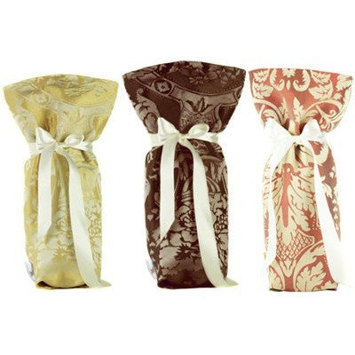 CHIC Collection Wine/ Champagne Gift Bag One Size 3/Pack - It's All About An Idea