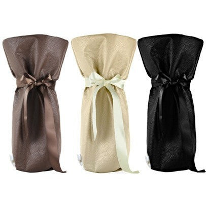 ESPRESSO Collection Wine/ Champagne Gift Bag One Size 3/Pack - It's All About An Idea
