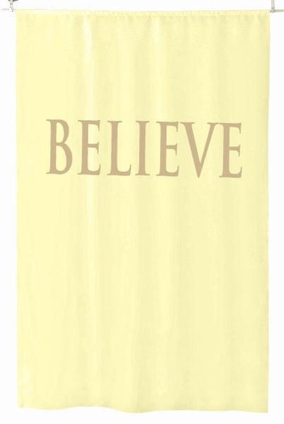 BELIEVE - Luxury Room Separator - It's All About An Idea