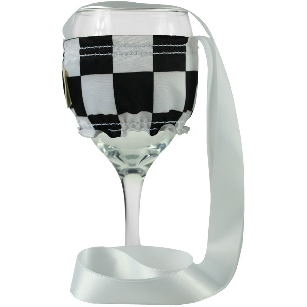 CHESS Collection Wine Necklace Holder Small - It's All About An Idea