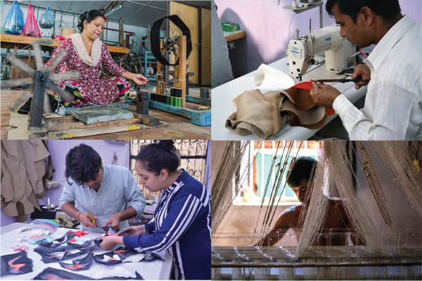 artisans, makers, who made my clothes, fashion revolution, fair trade