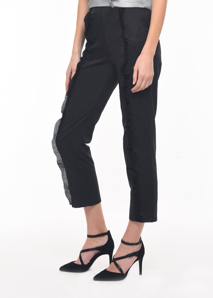 - Ruffled Night Pant