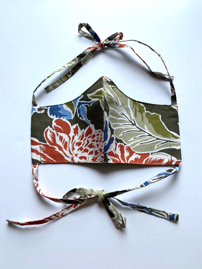 Double Layer Cotton Masks - AGAATI