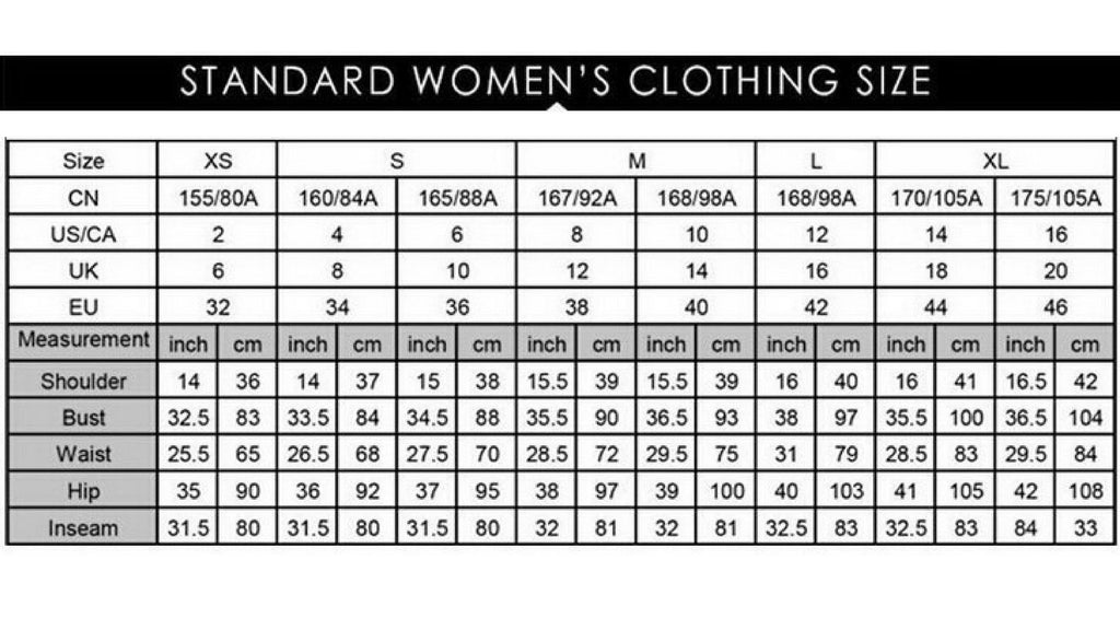 Keywords asia clothing size us and tags for Us shirt size chart