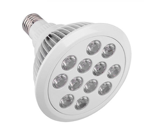 LED Grow Light Bulb, E27, 24W
