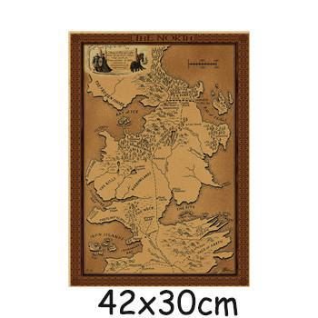 update alt-text with template Game of Thrones Vintage World Map Wall Art-artwork-Astounding Accessories-Green-Always-Amazing-Game-of-Thrones-Winter-Is-Coming-April-2019