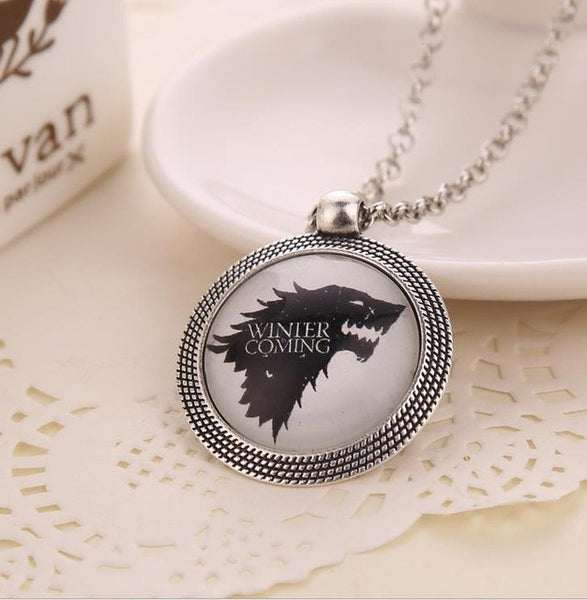 update alt-text with template Game of Thrones Family Coat of Arms Necklace...Choose Your House-Necklace-Astounding Accessories-Stark-Always-Amazing-Game-of-Thrones-Winter-Is-Coming-April-2019