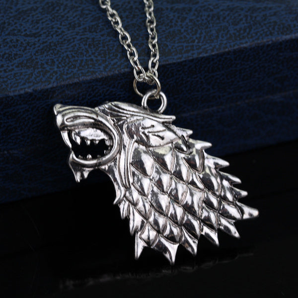 update alt-text with template Game of Thrones House Stark Wolf Necklace-Necklace-Astounding Accessories-Always-Amazing-Game-of-Thrones-Winter-Is-Coming-April-2019