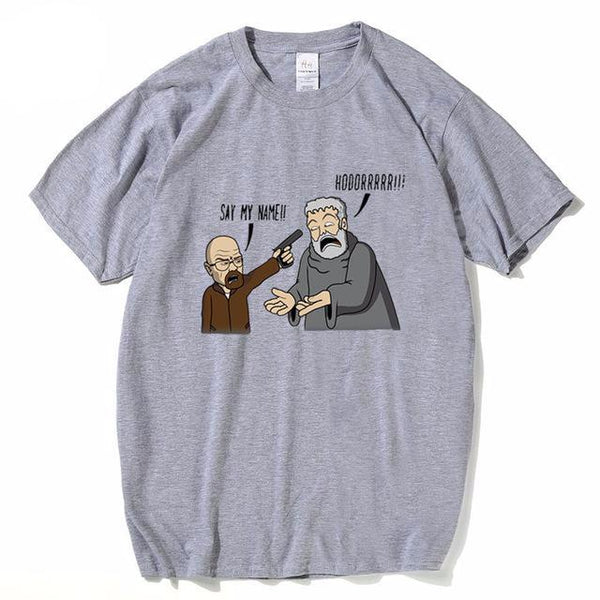 update alt-text with template Hodor meets Heisenberg T-Shirt-T-shirt-Always-Amazing-Grey-US SIZE S-Always-Amazing-Game-of-Thrones-Winter-Is-Coming-April-2019