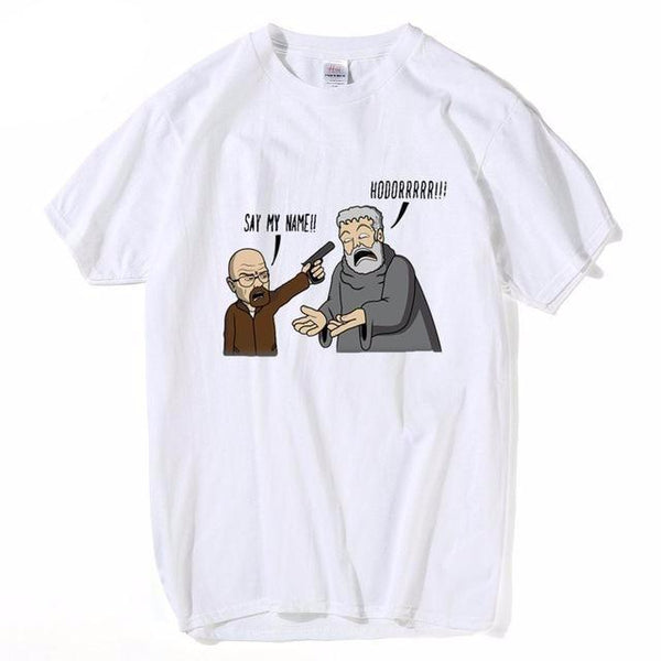 update alt-text with template Hodor meets Heisenberg T-Shirt-T-shirt-Always-Amazing-White-US SIZE S-Always-Amazing-Game-of-Thrones-Winter-Is-Coming-April-2019