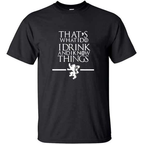 update alt-text with template That's What I Do I Drink and I know Things - 45% SALE limited time ONLY-T-shirt-Always-Amazing-Black-S-Always-Amazing-Game-of-Thrones-Winter-Is-Coming-April-2019