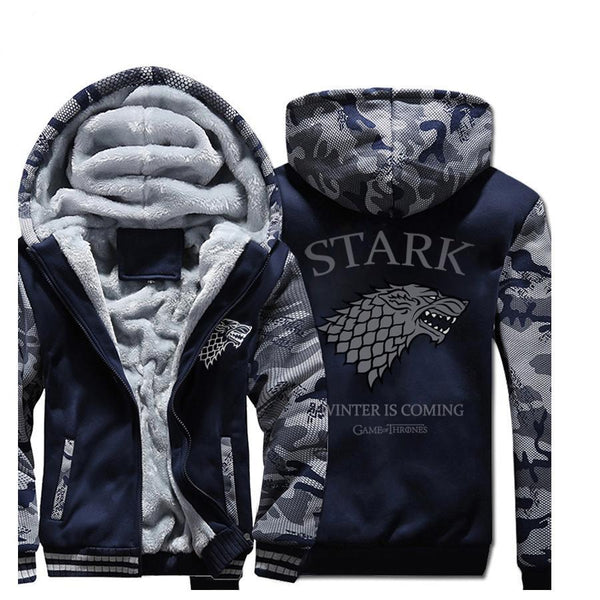 update alt-text with template Winter is coming! Thrones Hoodie Fleece Jacket - 40% OFF +XTRA 25% OFF TODAY ONLY-jacket-Always-Amazing-Always-Amazing-Game-of-Thrones-Winter-Is-Coming-April-2019