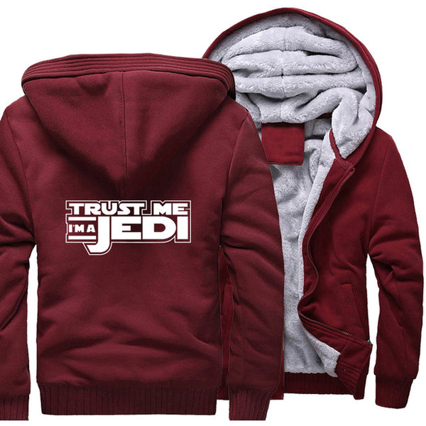 update alt-text with template Star Wars Jedi Hoodie Fleece Jacket - 40% OFF +XTRA 20% OFF TODAY ONLY-jacket-Always-Amazing-wine red-M-Always-Amazing-Game-of-Thrones-Winter-Is-Coming-April-2019