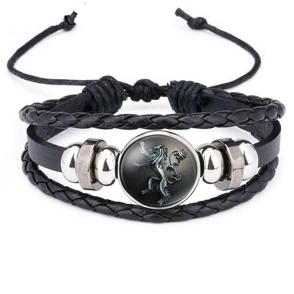 update alt-text with template Game of Thrones Bracelets (FREE)-gift-Always-Amazing-Lannister-Adjustable-Always-Amazing-Game-of-Thrones-Winter-Is-Coming-April-2019