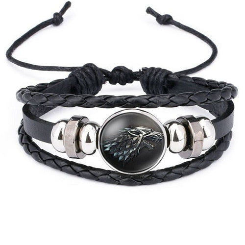 update alt-text with template Game of Thrones Bracelets (FREE)-gift-Always-Amazing-Stark-Adjustable-Always-Amazing-Game-of-Thrones-Winter-Is-Coming-April-2019