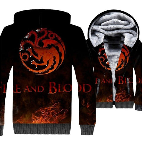 update alt-text with template **NEW for 2019** - EXCLUSIVE Burnt Orange Targaryen Fire And Blood Dragon Fleeced Jacket - 40% OFF +XTRA 30% OFF Limited Time ONLY-jacket-Always-Amazing-Fire Orange-XL-Always-Amazing-Game-of-Thrones-Winter-Is-Coming-April-2019