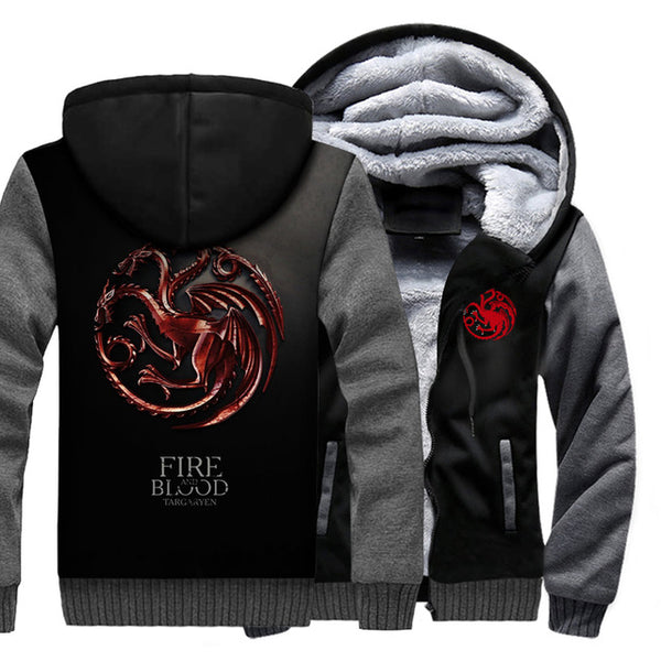update alt-text with template **NEW** - EXCLUSIVE Choose your favourite Game Of Thrones House Hoodie - 40% OFF +XTRA 30% OFF Limited Time ONLY-jacket-Always-Amazing-TARGARYEN FIRE-M-Always-Amazing-Game-of-Thrones-Winter-Is-Coming-April-2019