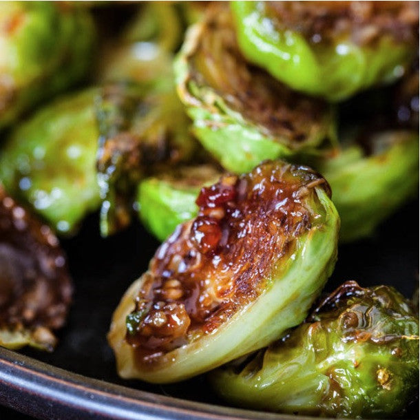 1/2 LB ROASTED BRUSSEL SPROUTS