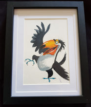 """Toucan""- Framed Watercolour Painting"