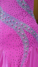 Diamante / Rhinestone - Light Rose AB