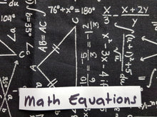Face Mask - Math Equations