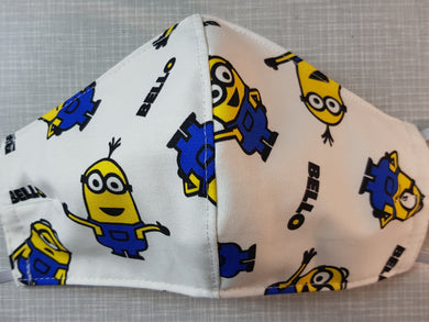 Face Mask - Minions Bello