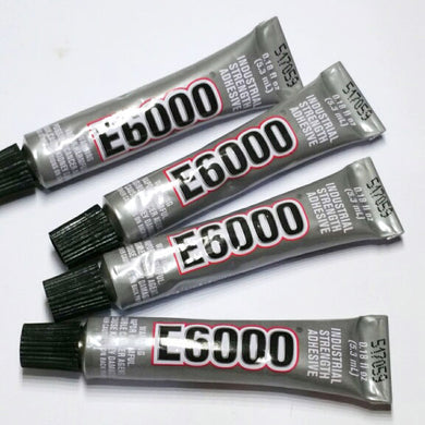 E6000 Clear Adhesive Mini - 5.3 ml