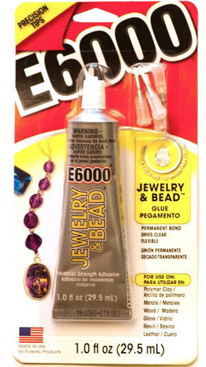 E6000 Clear Adhesive Medium - 29.5 ml