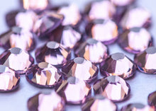 Diamante / Rhinestone - Light Amethyst