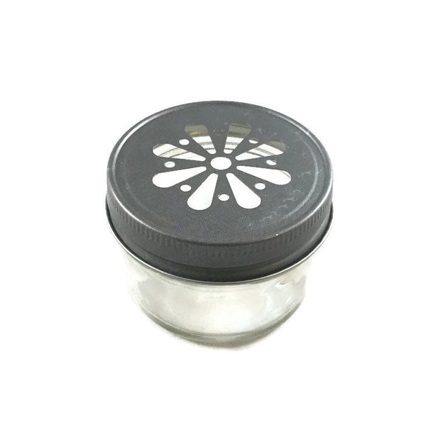 Vented Lid Jar - Glass