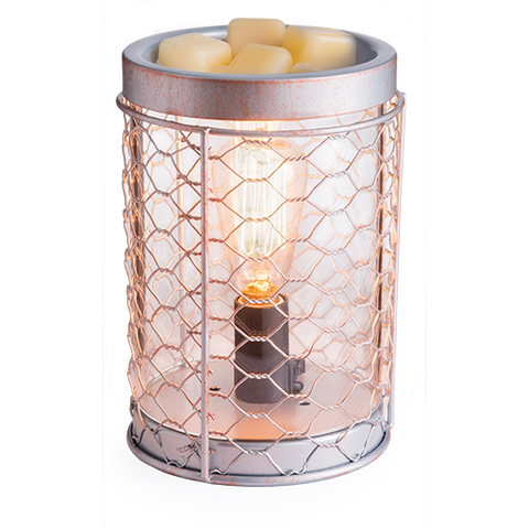 Wax Warmer - Chicken Wire