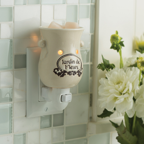 Wax Warmer - French Garden - Plug-in