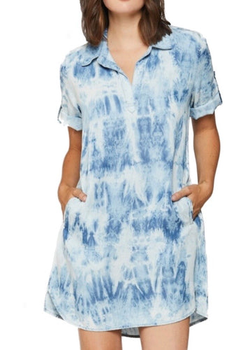 Macey Shirt Dress
