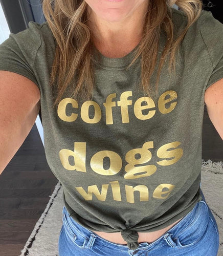 Coffee Dogs Wine