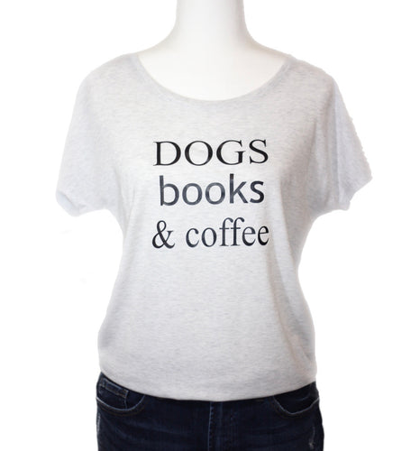 Dogs Books Coffee