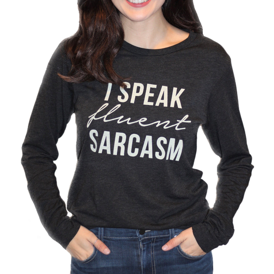 I Speak Sarcasm