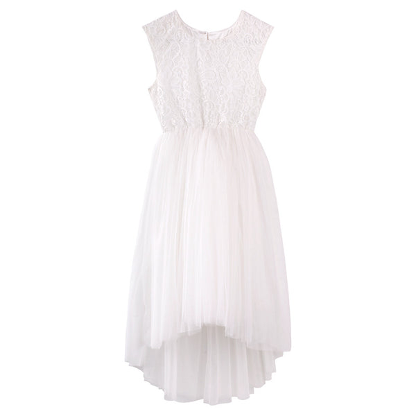 Buy Delilah Lace Bodice Dress - Designer Kidz | Girls & Babies Online Boutique | Sizes 000-16 | Little Girls Party Dresses, Tutu Dresses, Flower Girl Dresses | Pay with Afterpay | Free AU Delivery Over $80