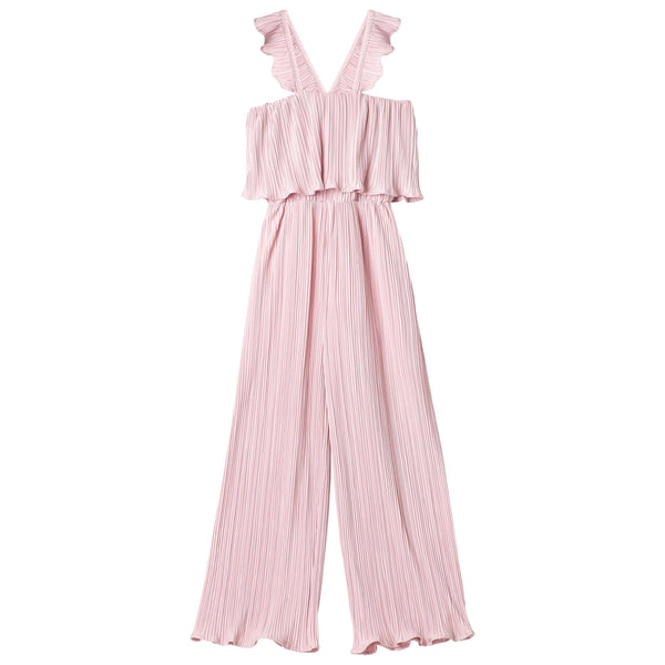 Giselle Pleated Playsuit