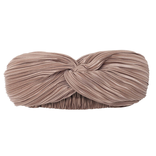 Giselle Pleated Headwrap