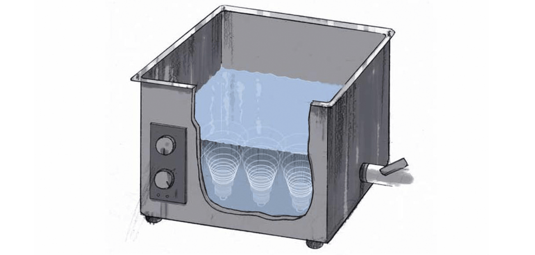 How Ultrasonic Cleaning Works