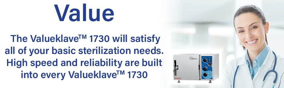 picture of the value the valueklave 1730 provides