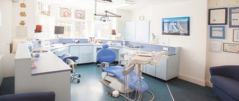Dental Cleaning Office