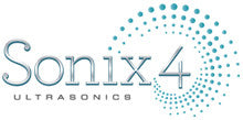 Sonix4 Ultrasonic Cleaning Logo