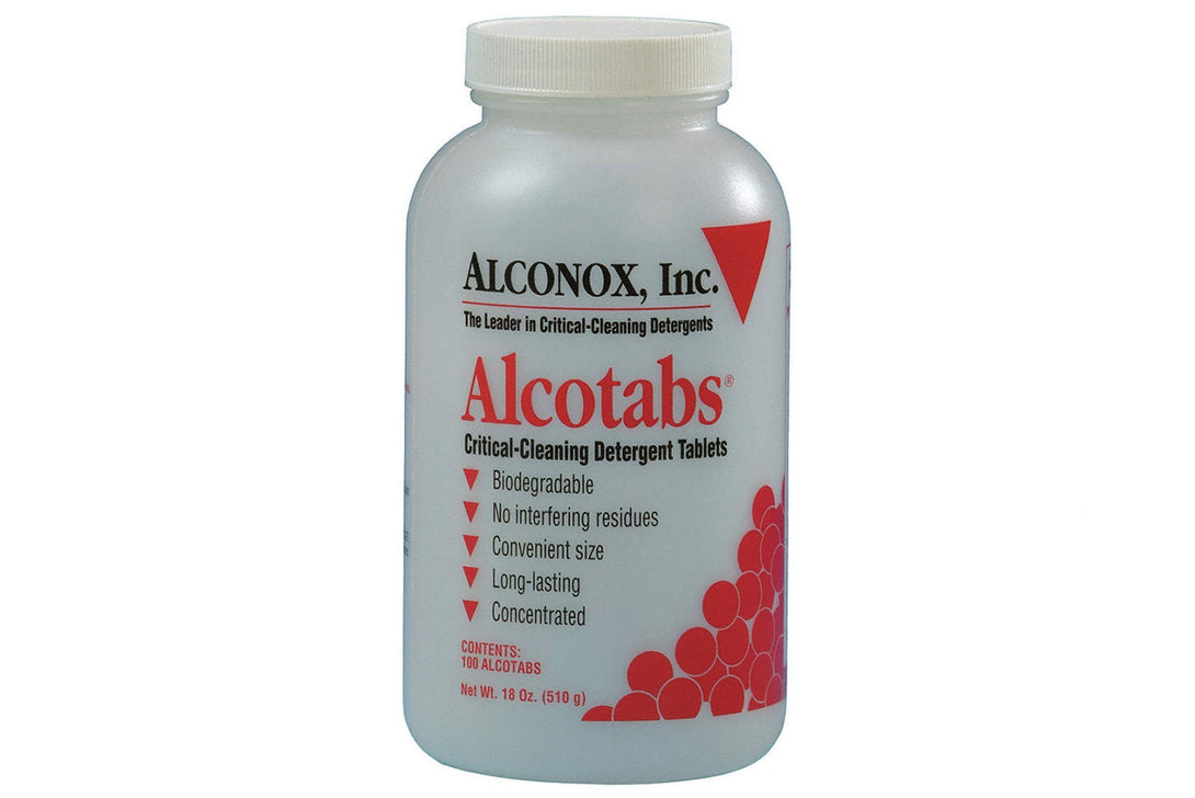 Alcotabs – Critical Cleaning Detergent Tablets - leadsonics