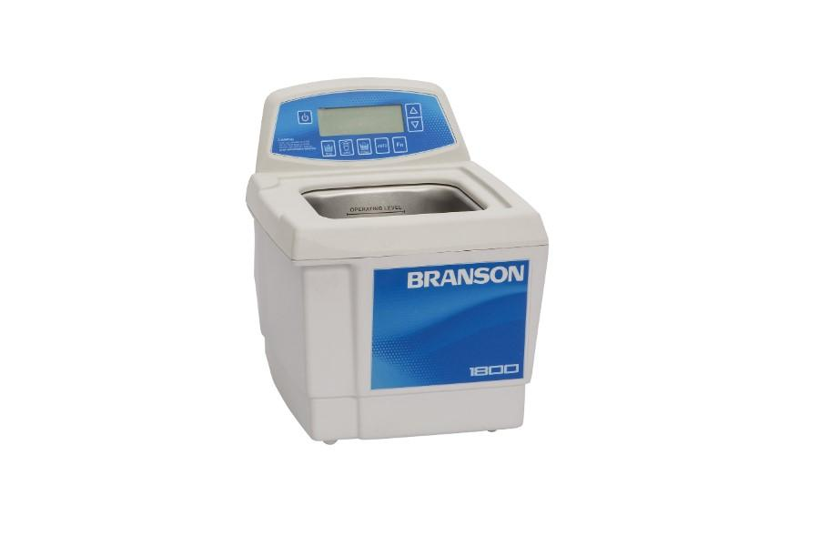 Branson CPX1800 Ultrasonic Cleaner with Digital Timer 0.5 gallon - leadsonics